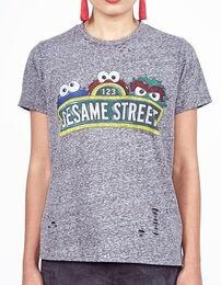 Lauren moshi sesame street shirt