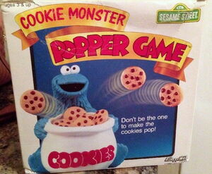 Lewco cookie monster popper game 1