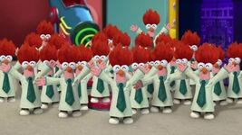 MB2018 ep119 Beaker clones