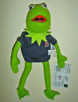 Sababa Kermit Red Sox