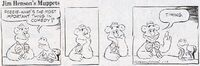 The Muppets comic strip 1982-02-24