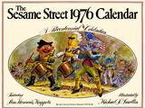 The Sesame Street 1976 Calendar