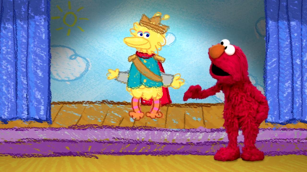 Elmo's World: Theater | Muppet Wiki | FANDOM powered by Wikia
