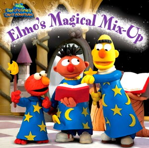 Elmos magical mix-up