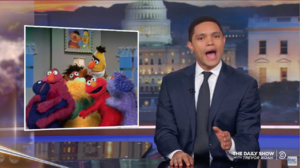 March 12 2018 Daily Show Muppets