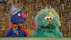 Super Grover 50th special