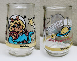 Welchs jar detail