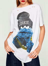 Zara cookie gangster shirt