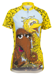 Brainstorm jersey Big Bird Front