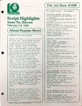 CTW Archives UMD Script Highlights Season 11-12 1366