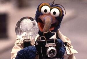 Gonzo camera