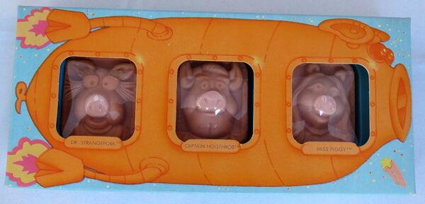 Hallmark 1981 soap pigs in space set