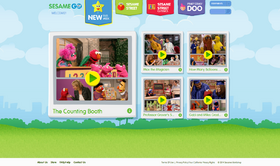 Sesame Go main page March 2014