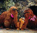 Snuffy's Parents Get a Divorce