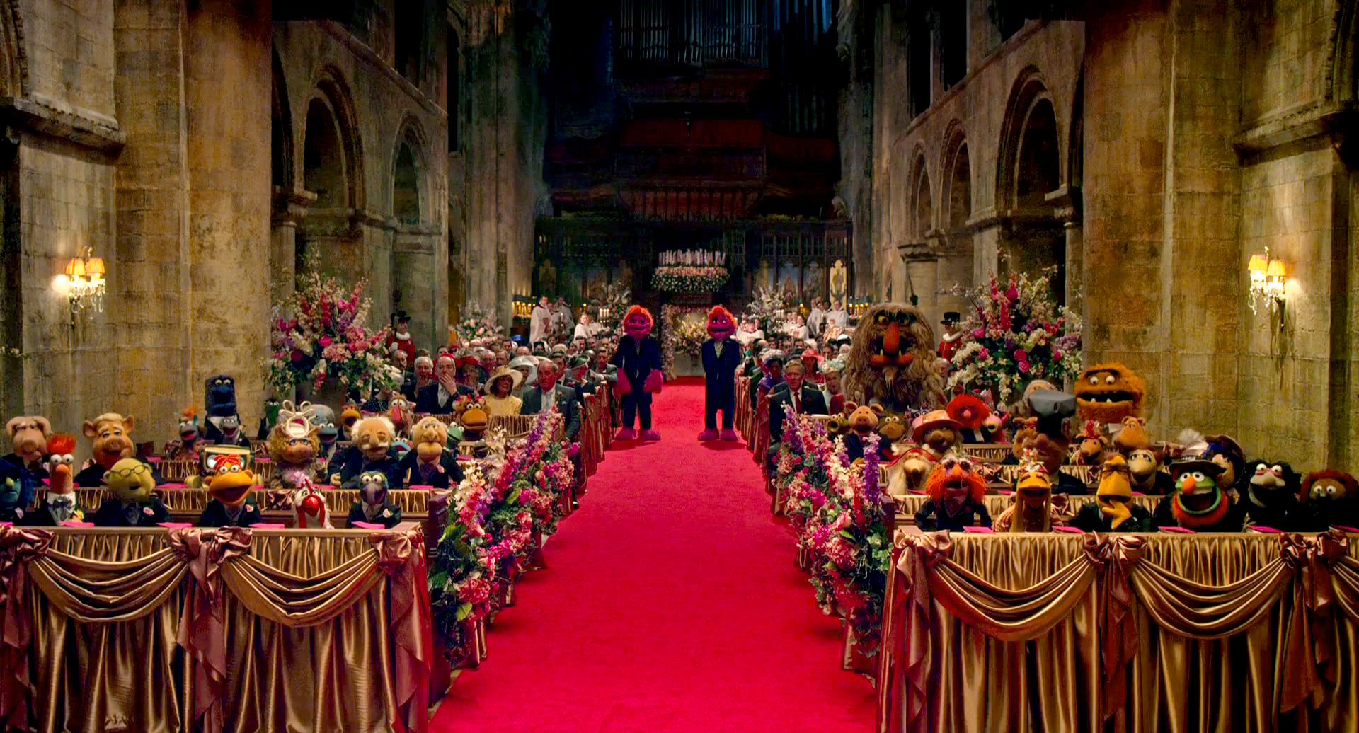 Muppets Most Wanted Wedding Seating Chart | Muppet Wiki