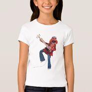 Zazzle floyd guitar shirt