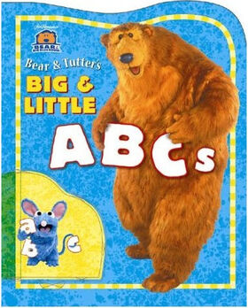 Book.Bear and Tutter's Big & Little ABC's