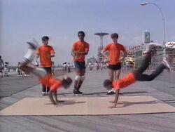 Breakdance Coney Island