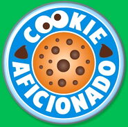 Cookie Aficionado series pin