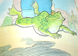Louisefrog