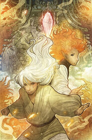 Power of the Dark Crystal 12 Sana Takeda cover textless