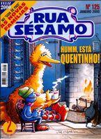 Rua Sesamo magazine125