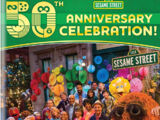 Sesame Street's 50th Anniversary Celebration (video)
