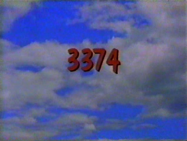 Episode 3374 | Muppet Wiki | FANDOM powered by Wikia