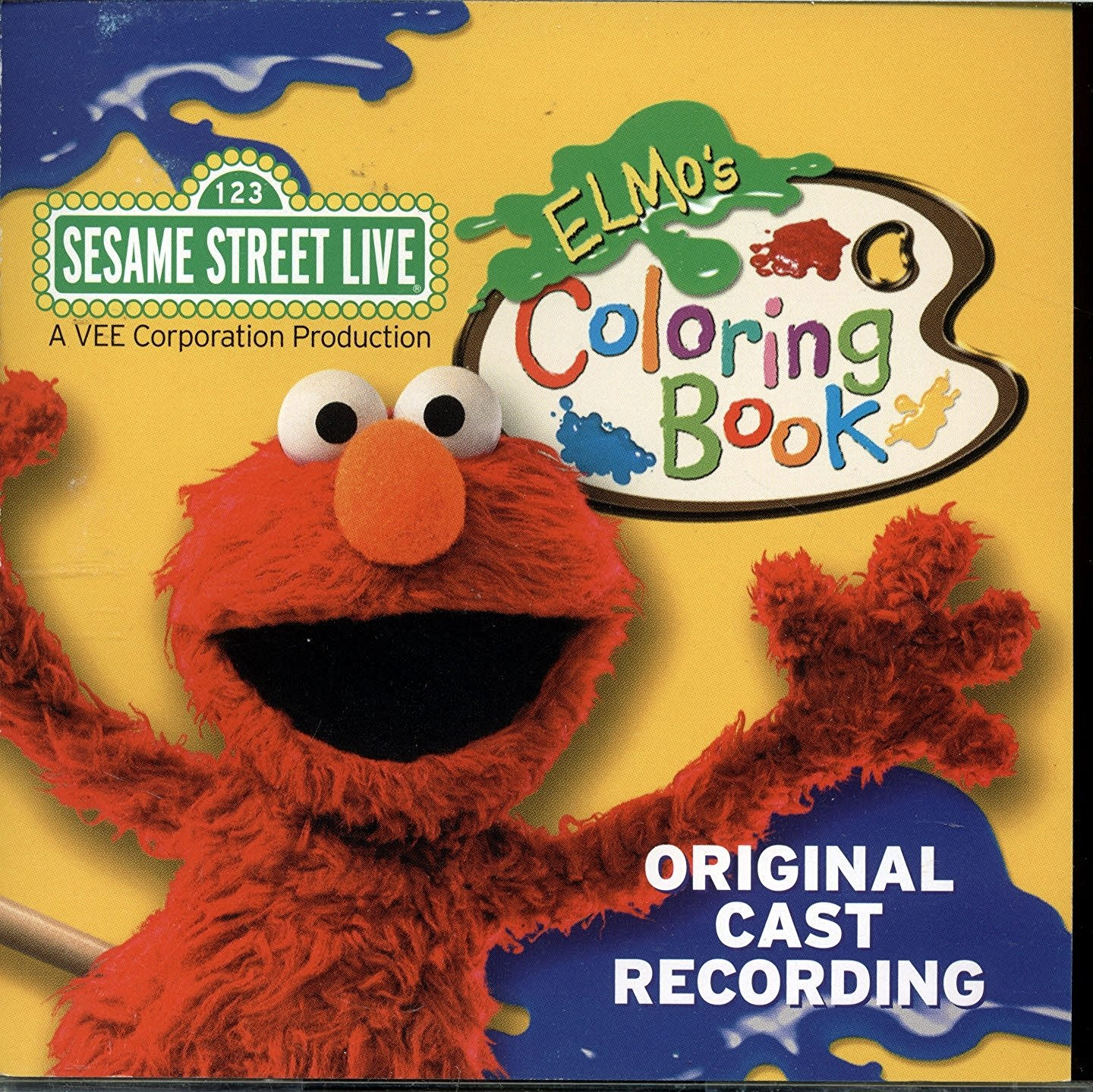 Sesame Street Coloring Books Muppet Wiki - Worksheet & Coloring Pages