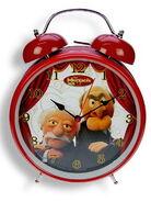 Clock alarm sw