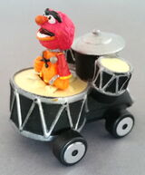 Muppet die-cast cars (Little Chef)