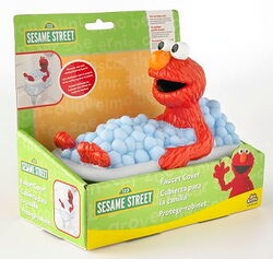 Elmo faucet cover ginsey