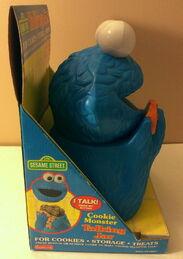 Funomenon 1998 cookie monster talking jar 3