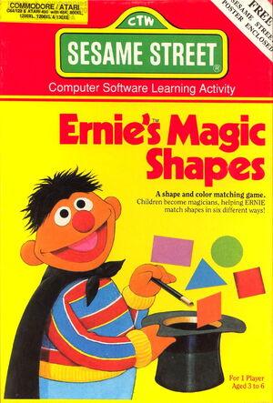 Hi tech 1987 ernie's magic shapes 1