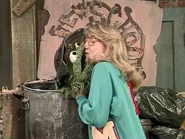 Kiss Teri Garr Oscar
