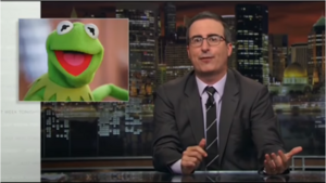 Last Week Tonight Kermit the Frog