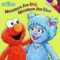 Monsters are Red, Monsters are Blue