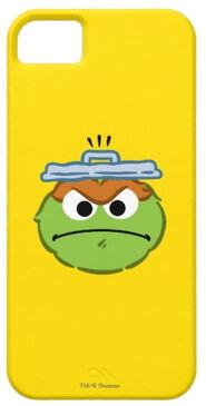 Zazzle oscar angry face