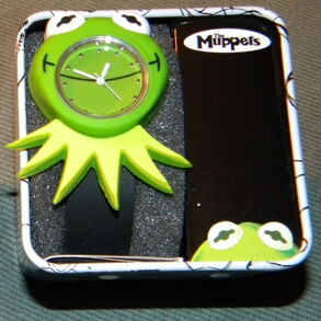 Accutime 2013 kermit watch