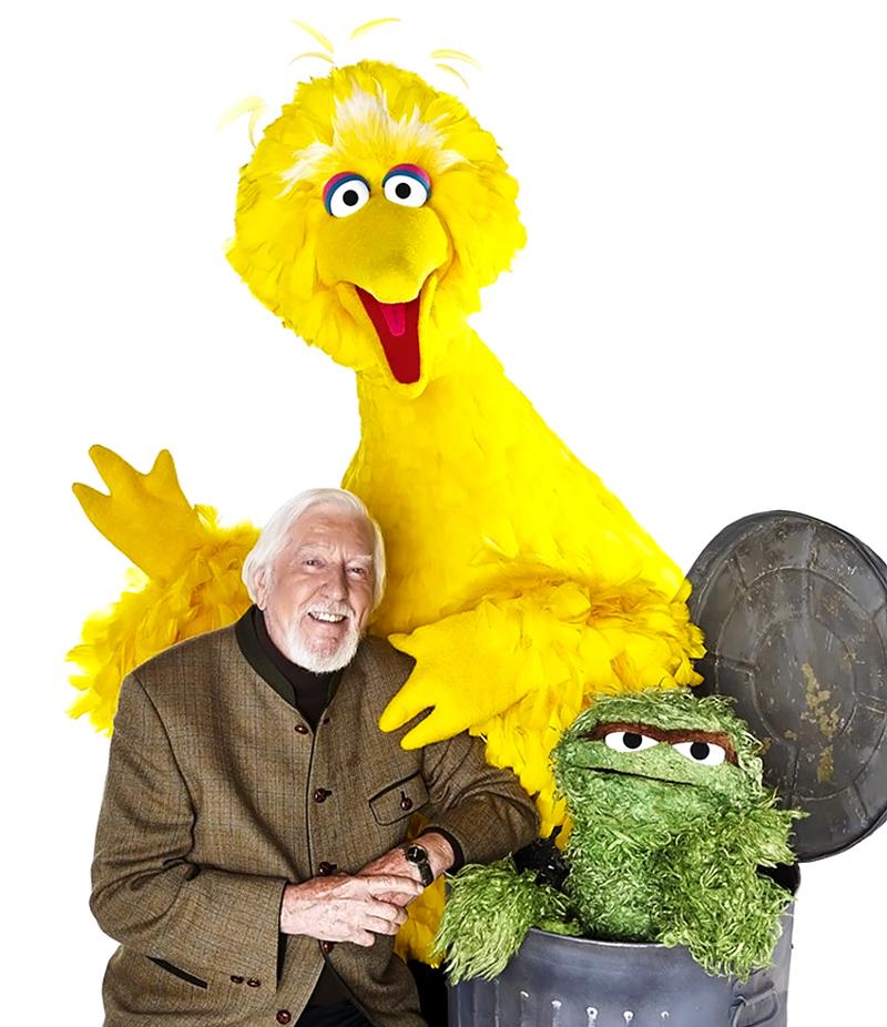 Caroll Spinney | Muppet Wiki | FANDOM powered by Wikia
