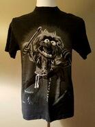 Changes animal bw t-shirt