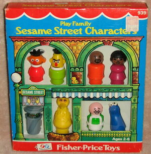Fisher-Price Little People | Muppet Wiki | FANDOM powered by