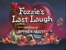 Fozzie's Last Laugh