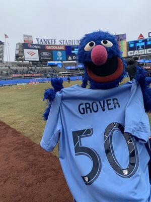 Grover NYCFC