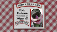 Muppet Flick Flashman