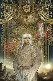 Power of the Dark Crystal 01 Sana Takeda cover textless