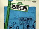 Sesame Street LIVE! (sheet music book)