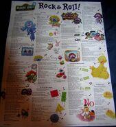 SSRock&RollSongPoster