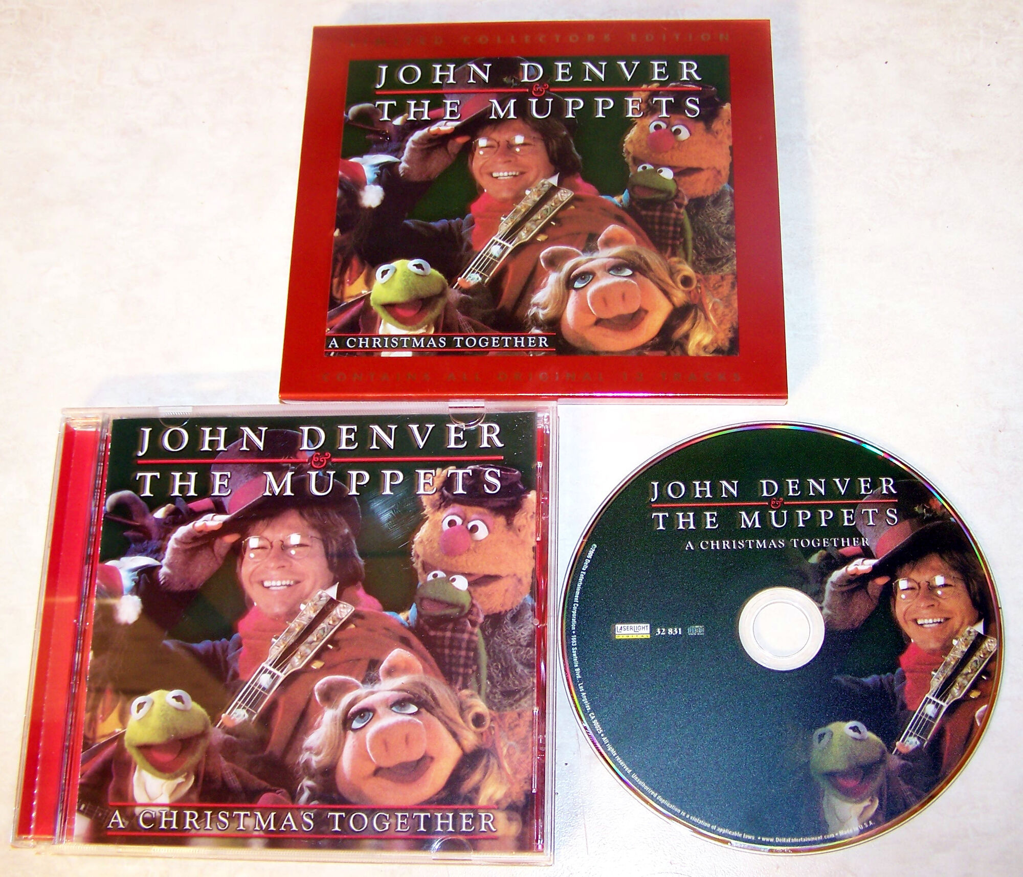 Talk:A Christmas Together (album) | Muppet Wiki | FANDOM powered by ...