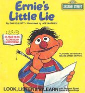 Ernie's Little Lie book and record set